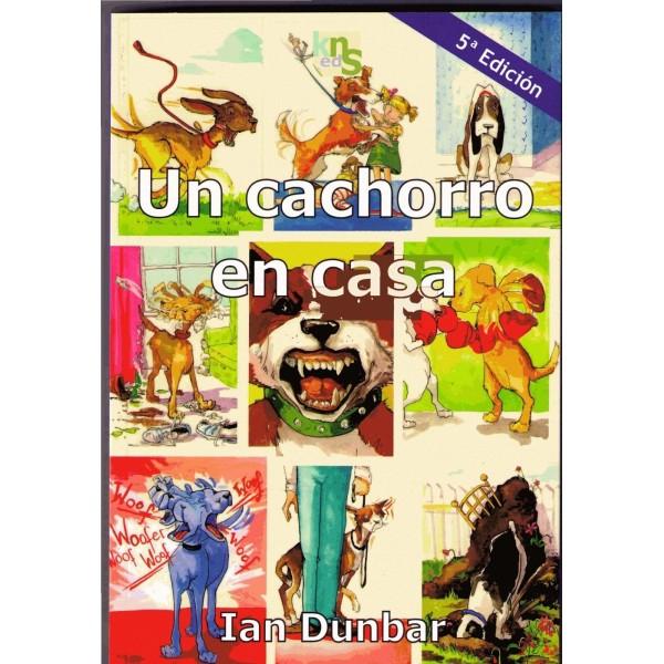 Libro KNS - Un cachorro en...