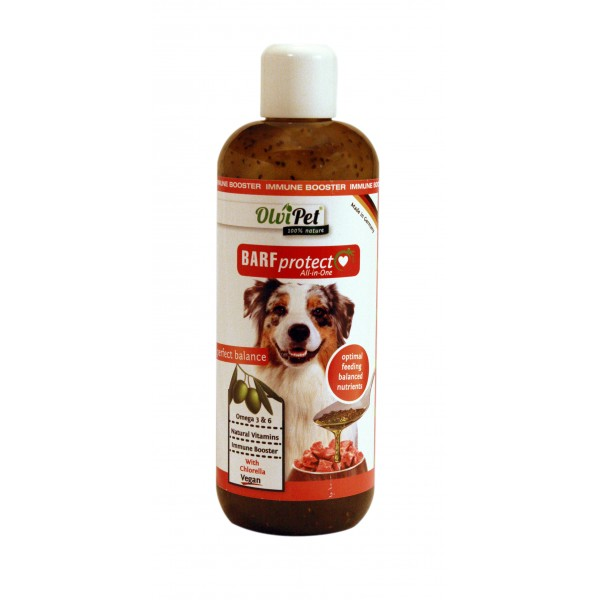 OlviPet Aceite BarfProtect