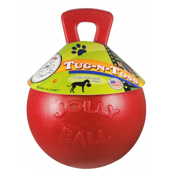 Jolly Ball Tug-n-Toss