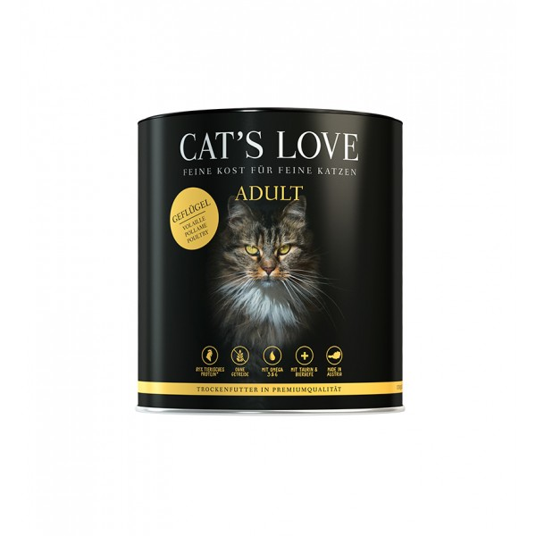 Cat´s Love Gato adulto Ave...