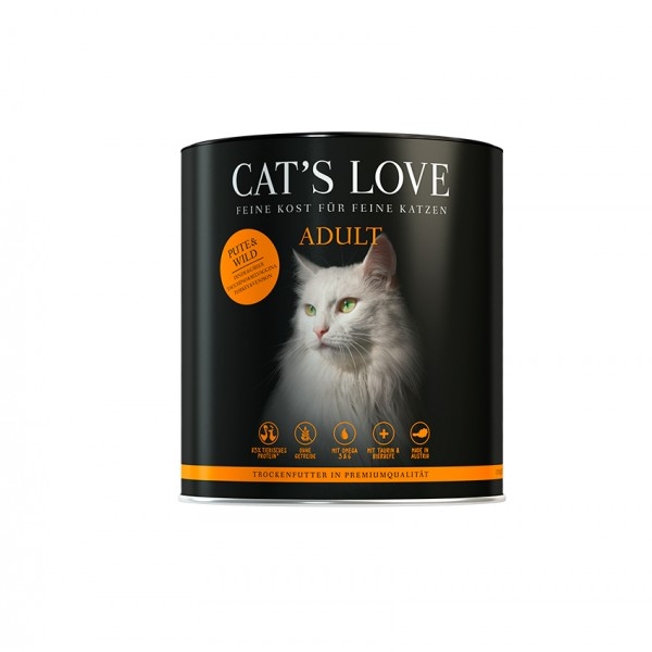 Cat´s Love Gato Adult Pavo...
