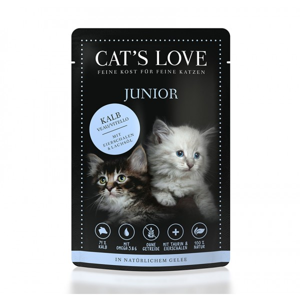 Cat´s Love Junior Ternera...