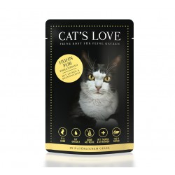 Cat´s Love Adult Pollo...