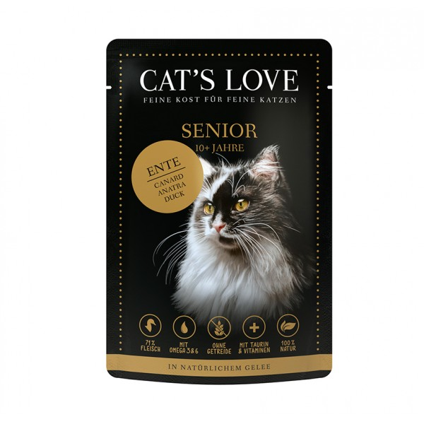 Cat´s Love Senior Pato...