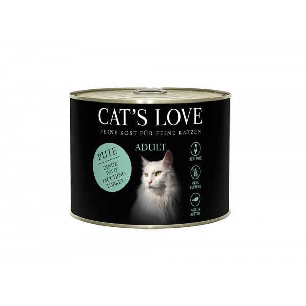 Cat´s Love Adult Pavo...