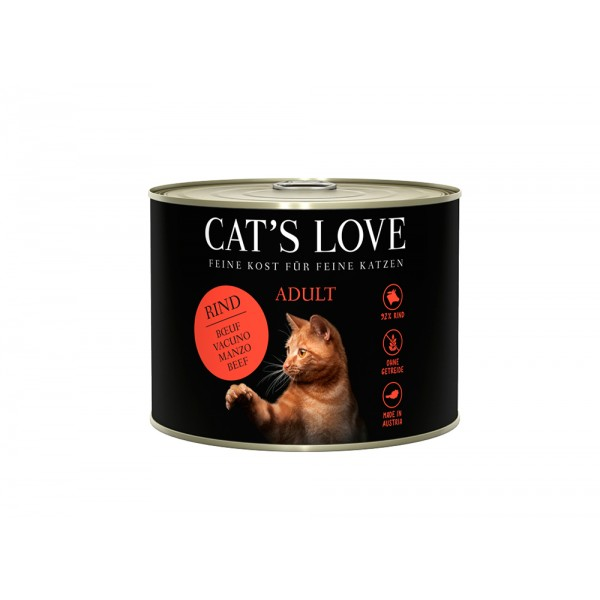 Cat´s Love Adult Vacuno...