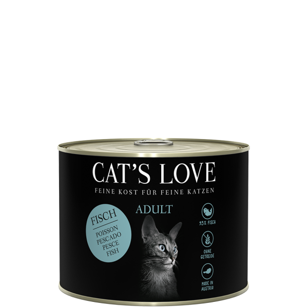 Cat´s Love Adult Pescado...