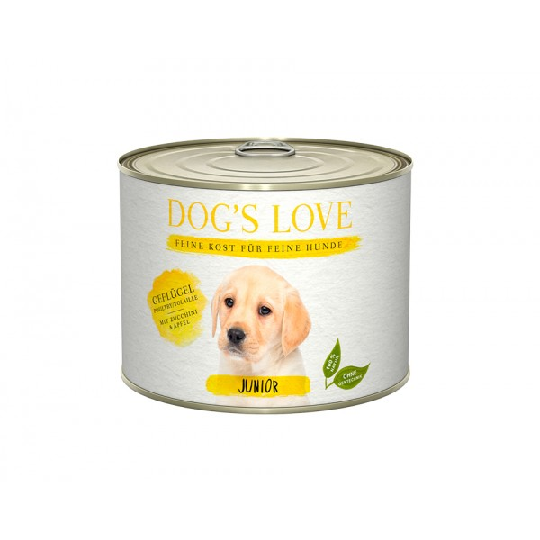 DOG'S LOVE JUNIOR Aves de...
