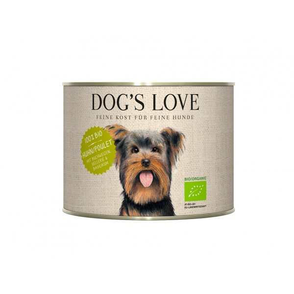 DOG'S LOVE BIO Pollo con...
