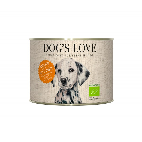DOG'S LOVE BIO Pavo con...