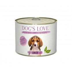 DOG'S LOVE JUNIOR Cordero...