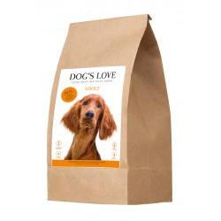 DOG'S LOVE Adult Holístico...