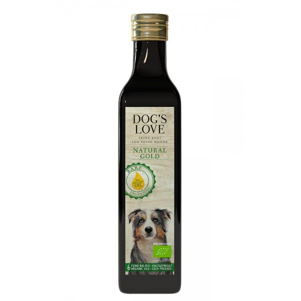 DOG'S LOVE Aceite BIO 6...
