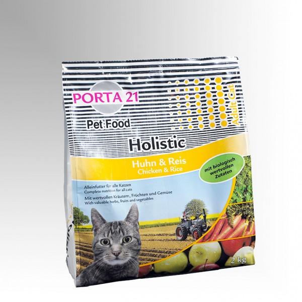 Porta 21 Gato Holístico...