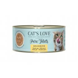 CAT'S LOVE Filets de carne...