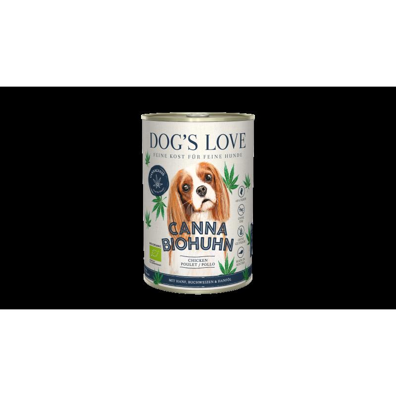 Dog's Love Canna Canis...
