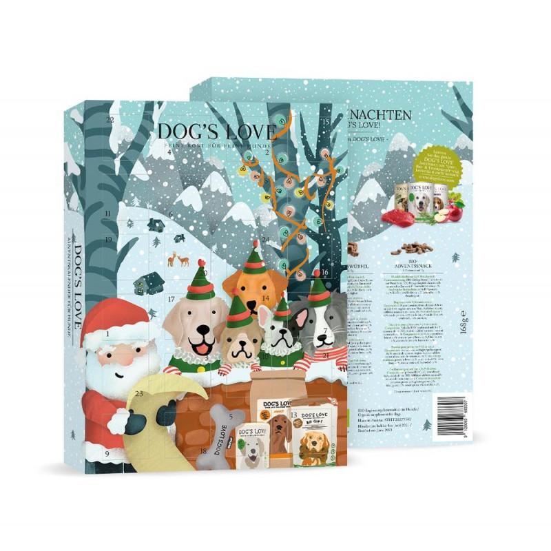 DOG'S LOVE Calendario de...