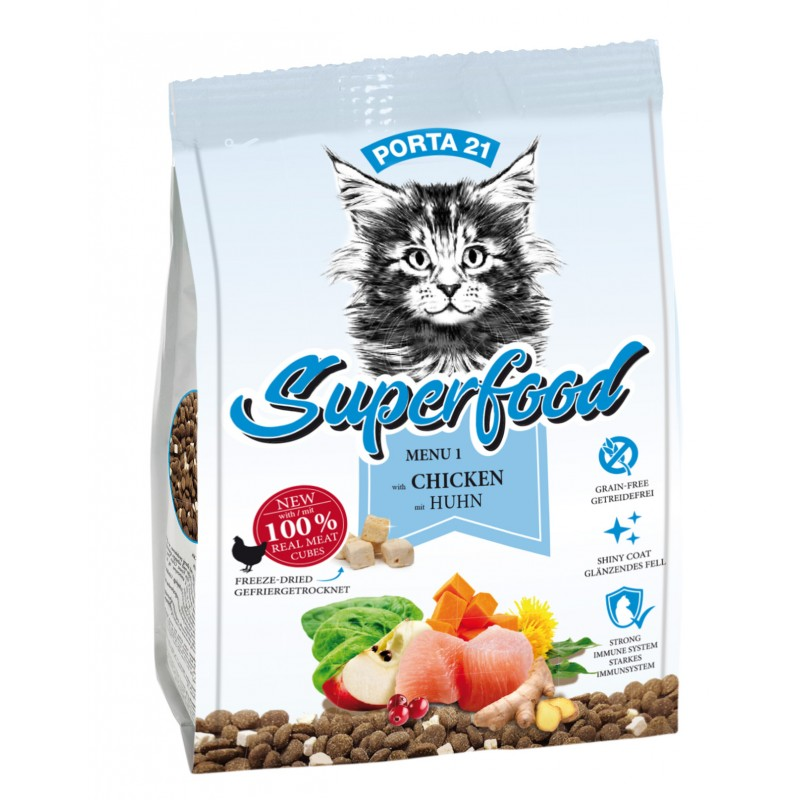 Porta 21 Superfood Pollo...