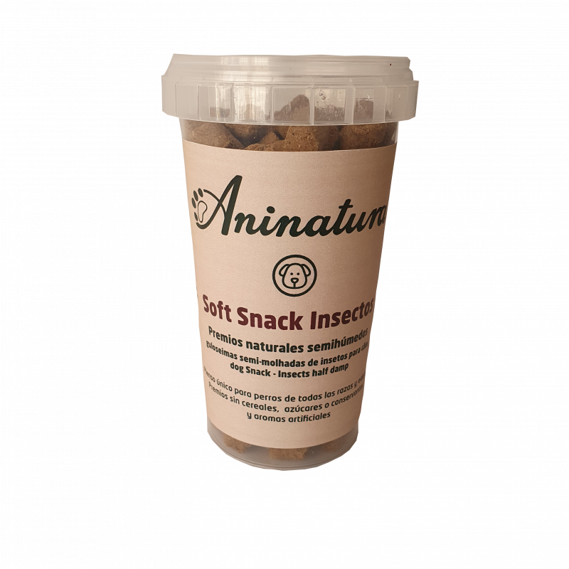 Aninatura Soft Snack Insectos