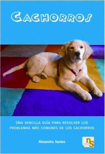libro cachorros alexandra santos